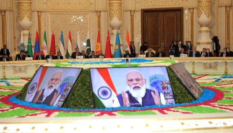 PM Modi raises issue of 'radicalisation' at SCO Summit