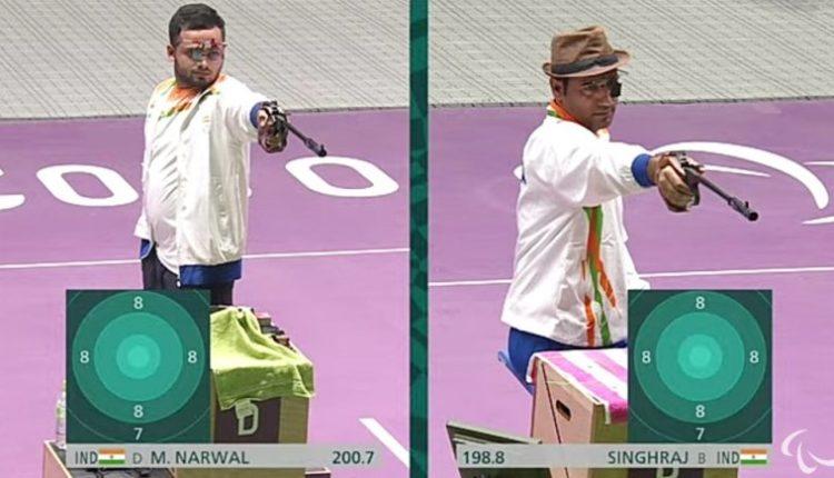 Tokyo Paralympics: Shooter Manish Narwal clinches Gold, Singhraj Adhana takes Silver.