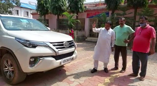 Mohan Majhi Keonjhar Car Attack