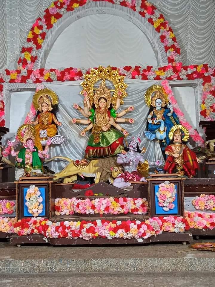 Cuttack Alisha Bazar Puja Committee