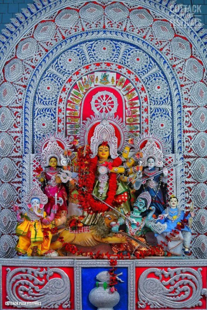 Cuttack Balu Bazar Puja Committee