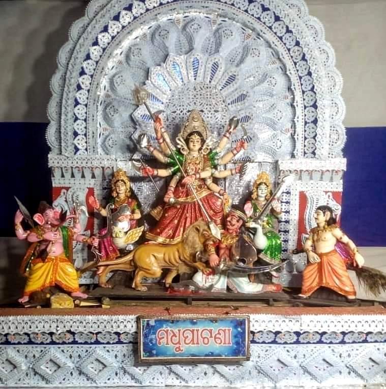 Cuttack Madhupatna Puja Committee