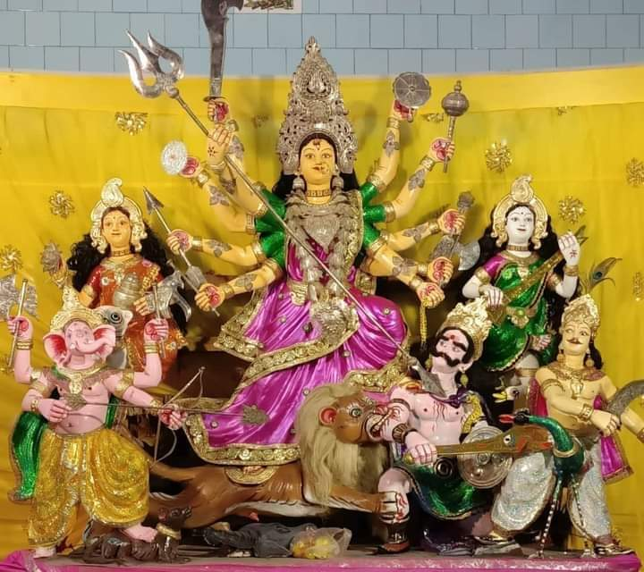Cuttack Rovers Street Puja Committee