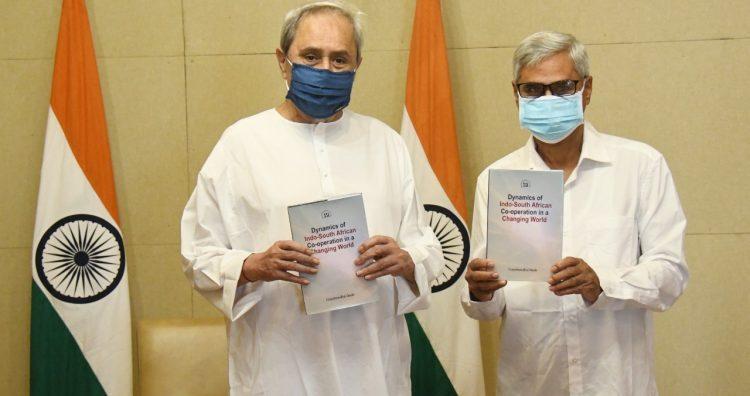 Odisha CM unveils Dr. Gopabandhu Dash's Foreign Policy Book