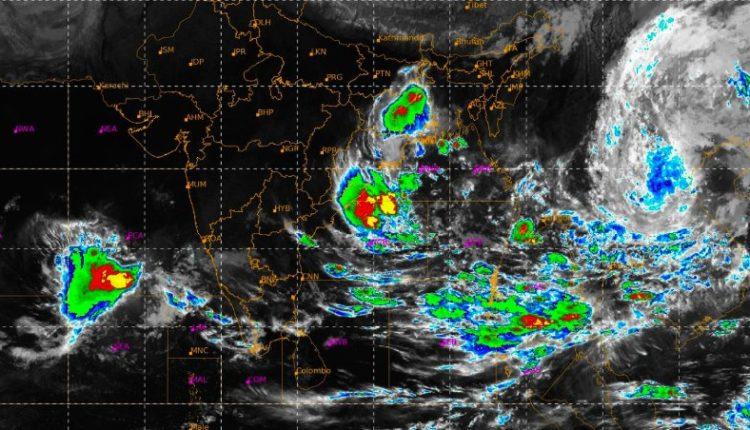 No Cyclone; Rains in Odisha till October 17: IMD