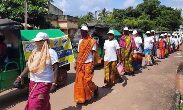 Odisha Covid Analysis – October 14, 2021