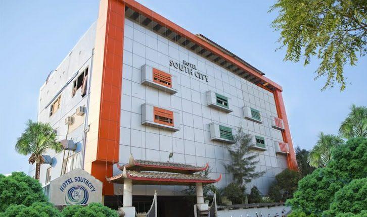 Hotel South City Patrapada Bhubaneswar