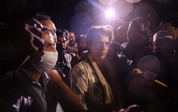 Priyanka Gandhi Vadra arrested: Chidambaram