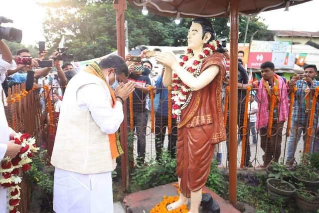 Bhima Bhoi & Mahima Dharma to be part of UG Curriculum: Dharmendra