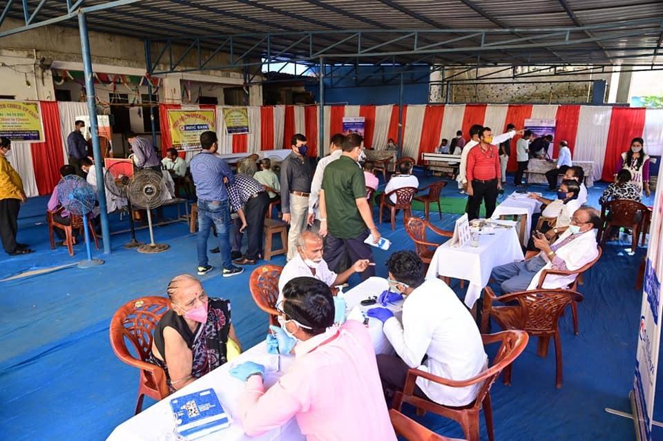 Odisha-Mo Parivar Free Health Check Up